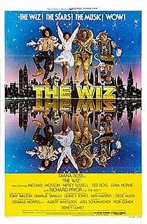<i>The Wiz</i> (film) 1978 film by Sidney Lumet