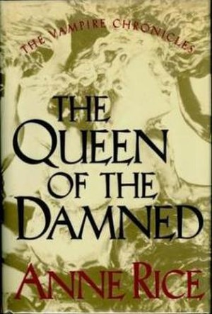 The Queen of the Damned - First edition