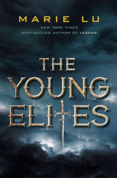 Picture of a book: The Young Elites