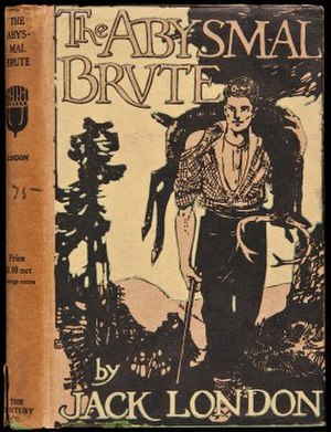 The Abysmal Brute - First edition cover