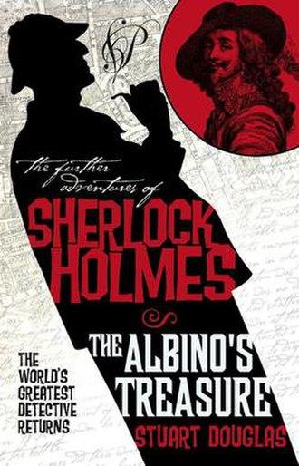 The Albino's Treasure - Image: The Albino's Treasure book