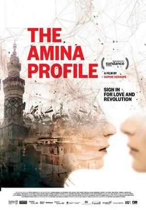 The Amina Profile - Image: The Amina Profile POSTER