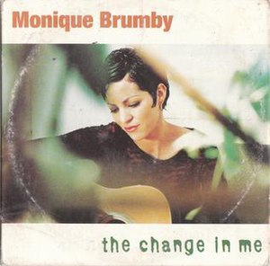 The Change in Me - Image: The Change in Me by Monique Brumby