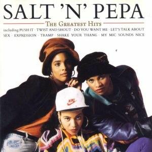 The Greatest Hits (Salt-n-Pepa album) - Image: The Greatest Hits by Salt N Pepa