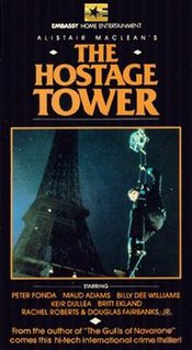 <i>The Hostage Tower</i> 1980 American television film