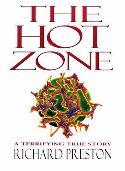 Picture of a book: The Hot Zone
