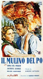 1950 film by Alberto Lattuada