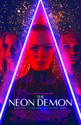 The Neon Demon - Theatrical release poster
