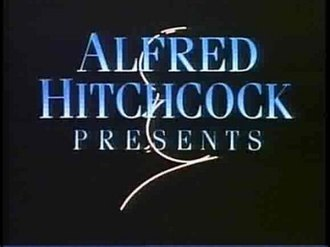 Alfred Hitchcock Presents (1985 TV series) - Image: The New Alfred Hitchcock Presents Title Card