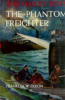 <i>The Phantom Freighter</i> book by Franklin W. Dixon