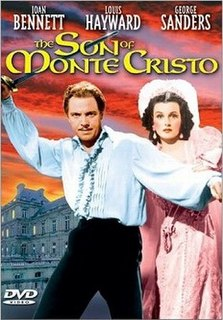 <i>The Son of Monte Cristo</i> 1940 film by Rowland V. Lee