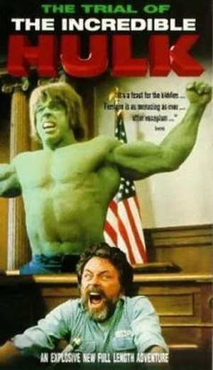 The Trial of the Incredible Hulk - Image: The Trial of the Incredible Hulk