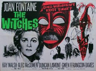 <i>The Witches</i> (1966 film) 1966 film by Cyril Frankel