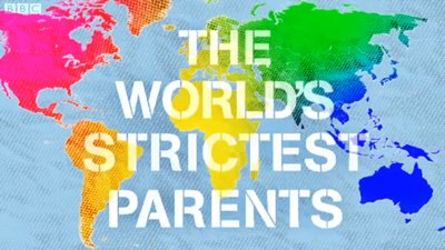 Picture of a TV show: World's Strictest Parents