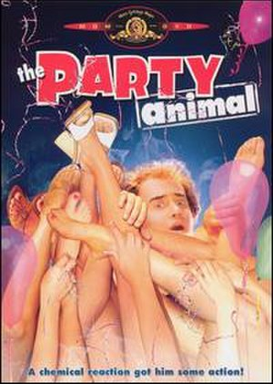 The Party Animal - The Party Animal DVD cover