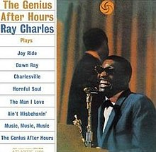 ray charles contributions