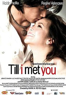 Till I Meet You – Robin Padilla and Regine Velasquez