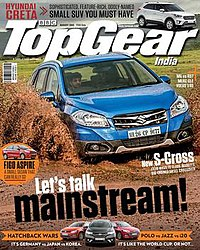 Top Gear India Magazine cover, August 2015 edition.jpg