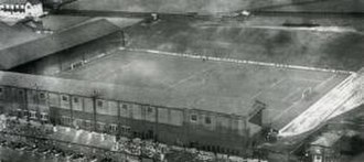 1920–21 Burnley F.C. season - Image: Turf Moor 1930s
