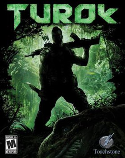Picture of a game: Turok