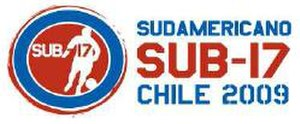 2009 South American Under-17 Football Championship - Image: U17 South American Logo