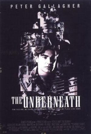 The Underneath (film) - Theatrical release poster