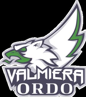 BK Valmiera - Image: Valmiera Ordo logo