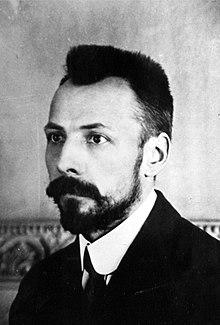 Vincas Mickevicius Kapsukas Around 1918 1919