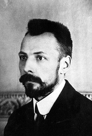 Vincas Mickevičius-Kapsukas - Vincas Mickevičius-Kapsukas circa 1918–19