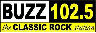 WBZV - Image: WBZV BUZZ102.5 logo