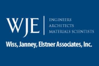 Wiss, Janney, Elstner Associates, Inc. - Image: WJE Logo