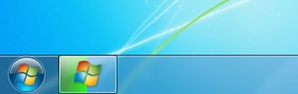 Features new to Windows 7 - A testing program using Task progress