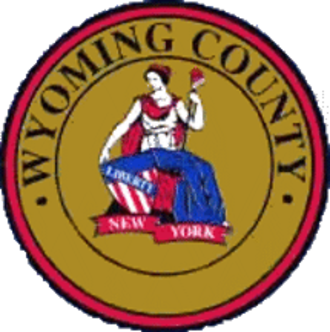 Wyoming County, New York - Image: Wyoming County ny seal