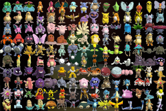 List Of Pokmon