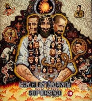 Charles Manson Superstar - Videotape cover