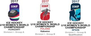 2017 IIHF World Womens U18 Championship – Division I