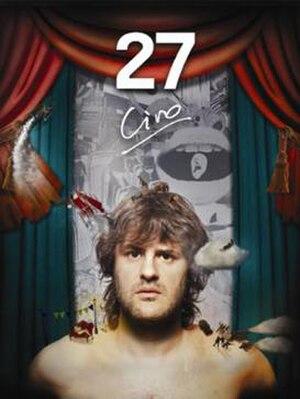 27 (album) - Image: 27 ciro y los persas 2012
