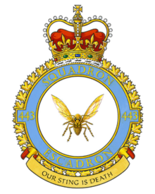 443 Maritime Helicopter Squadron badge.png