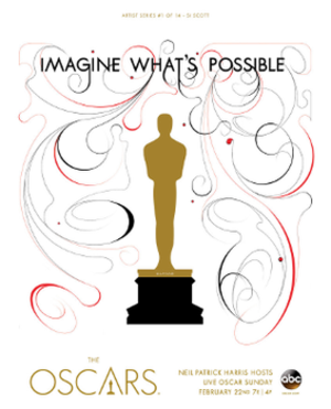 87th Academy Awards - Official poster