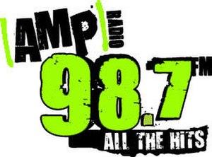 WDZH - AMP Logo 2009-2013