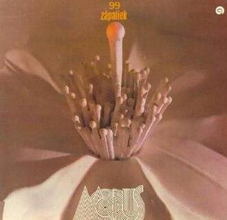 99 zápaliek - Image: 99 zápaliek (Modus album cover art)