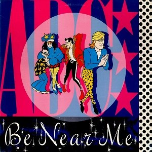 Be Near Me - Image: ABC Be Near Me Single Cover