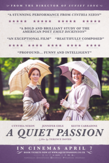 <i>A Quiet Passion</i> 2016 film by Terence Davies