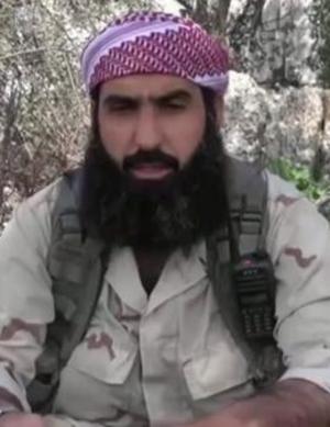 Abu Humam al-Shami - Image: Abu Humam al Shami
