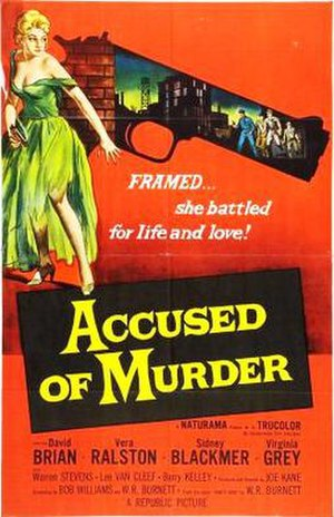 Accused of Murder - Image: Accused of murder 343