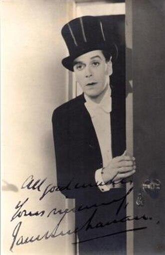 Jack Buchanan - Image: Actor Jack Buchanan