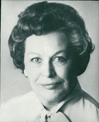 Margaret Courtenay (actress) - Publicity still c.1986