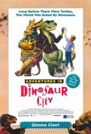 Adventures in Dinosaur City - Image: Adventures in Dinosaur City