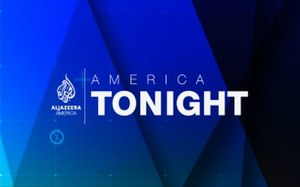 America Tonight - Title card
