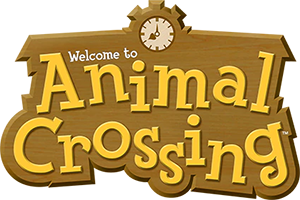 Animal Crossing - The Animal Crossing series logo.